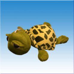 عروسک لاکپشت خوابیده