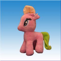 عروسک اسب پونی رنگارنگ