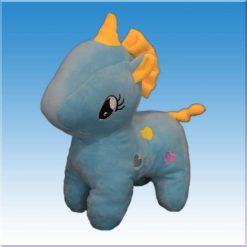 عروسک اسب پونی با طرح قلب