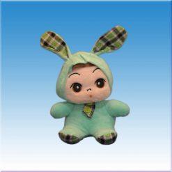 عروسک پوکویو کلاه خرگوشی