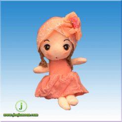 عروسک دخترک ممول کلاه دار