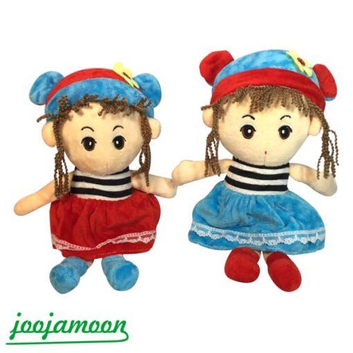 عروسک دختر دامن پوش