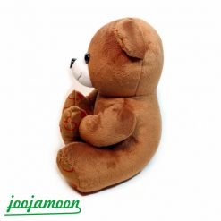خرس قلب به دست
