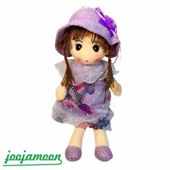عروسک دختر کلاه حصیری