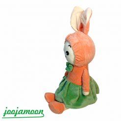 عروسک دختروپسر کلاه خرگوشی