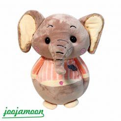 عروسک فیل لباس راه دار
