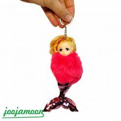 عروسک آویز پری دریایی