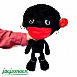 عروسک پسر افریقایی