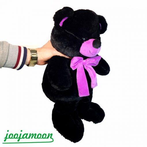 عروسک خرس شال دار 2