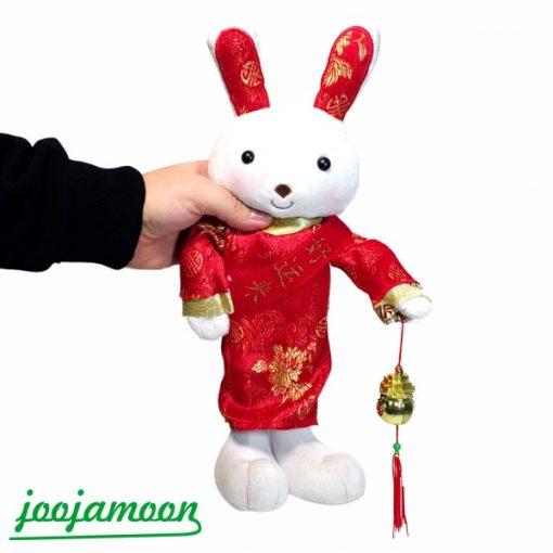 عروسک خرگوش چینی