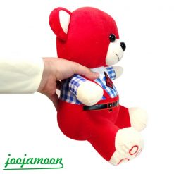 عروسک خرس کراوات