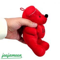 عروسک موش قرمز LOVE