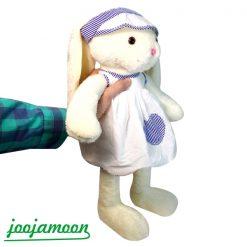 عروسک خرگوش پرستار