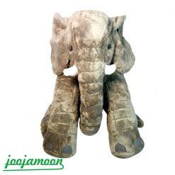 عروسک فیل بالشتی