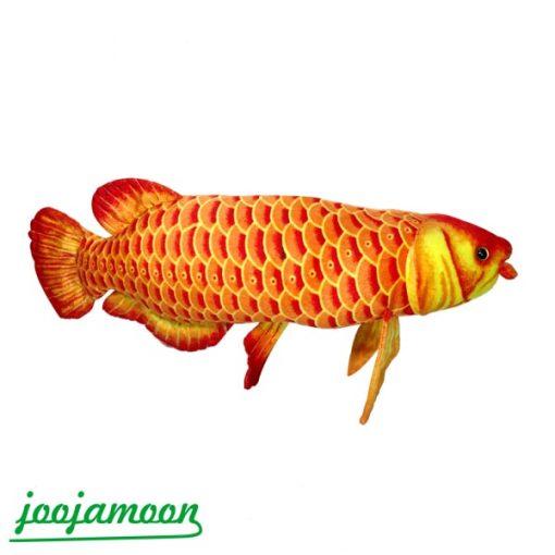 عروسک ماهی رنگی