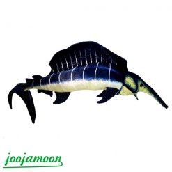 عروسک شمشیر ماهی