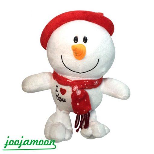 عروسک آدم برفی