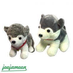 عروسک سگ زنگوله دار