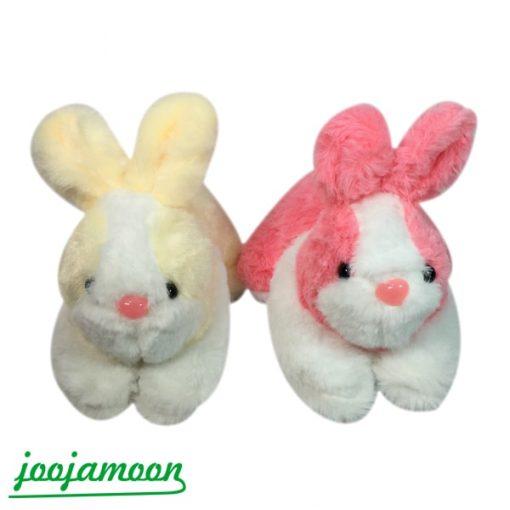 عروسک خرگوش رنگی