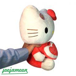 عروسک گربه کیتی عشق