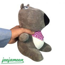 عروسک خرس برنارد