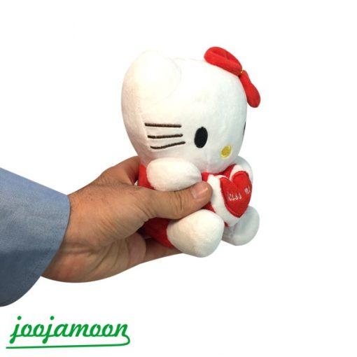 عروسک گربه کیتی مینی