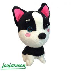 عروسک سگ هاسکی