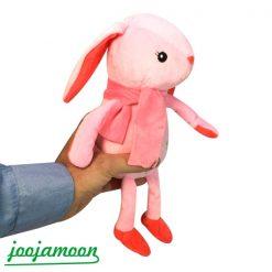 عروسک خرگوش سینه گلدوزی