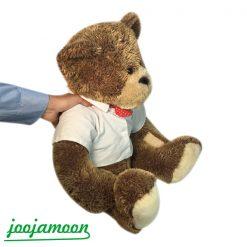 عروسک خرس پیراهن پوش