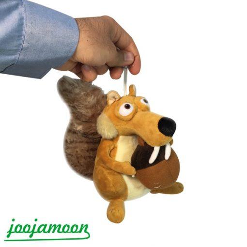 عروسک سنجاب عصریخبندان