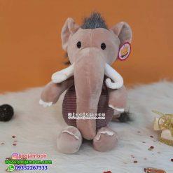 عروسک ماموت کوچک