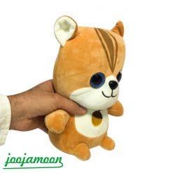 عروسک سنجاب چشم تیله ای