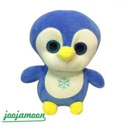 عروسک پنگوئن چشم تیله ای