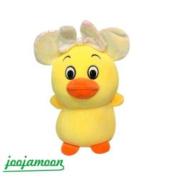 عروسک جوجه اردک پاپیون پولکی