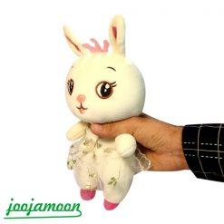 عروسک خرگوش تاج دار