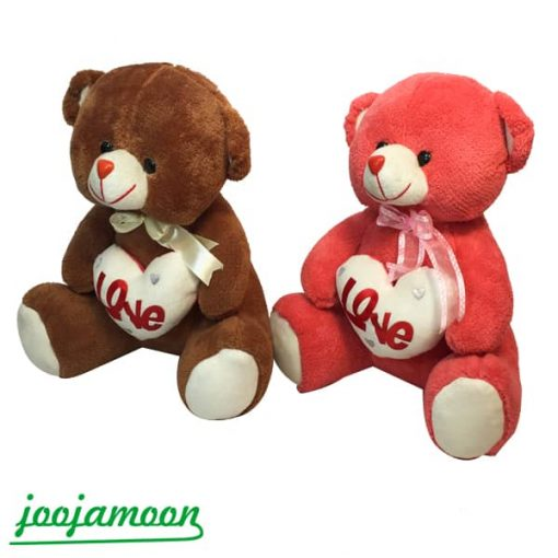 خرس قلب به دست عاشق