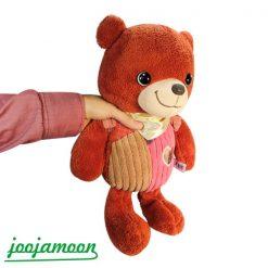 عروسک خرس با کلاس