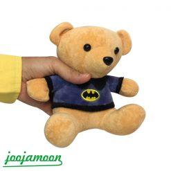 عروسک خرس لباس دار مینی