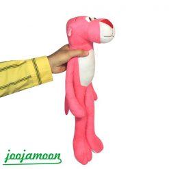 عروسک پلنگ صورتی ایرانی