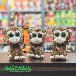 عروسک میمون چشم تیله ای