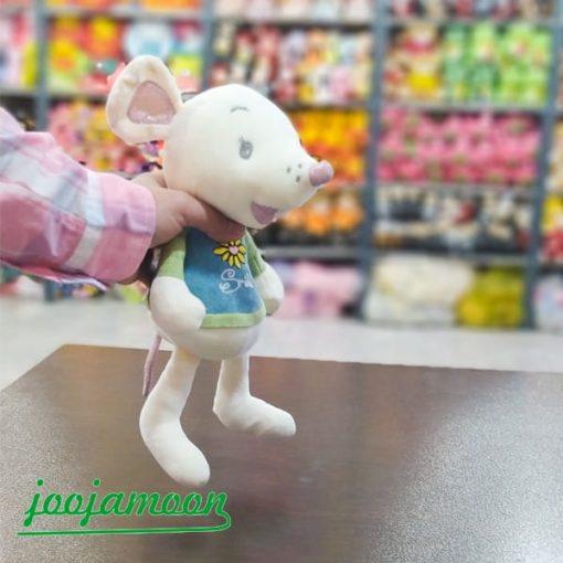 عروسک موش لباس بافتنی