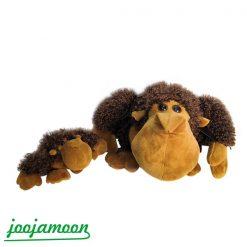 عروسک گوریل پدر و پسر