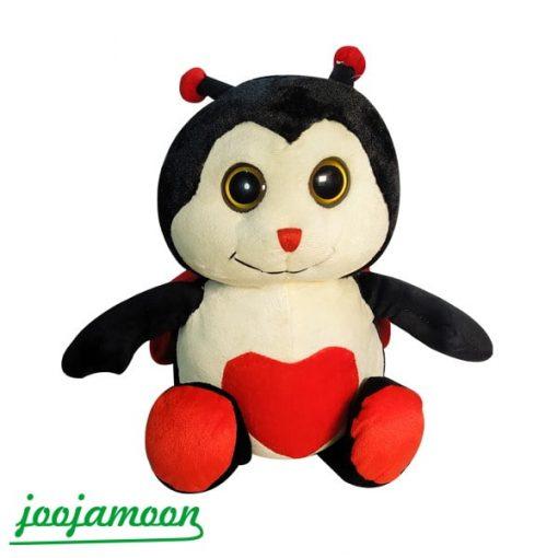 عروسک زنبور بال قرمز