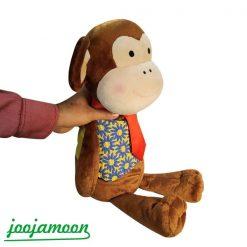 عروسک میمون خوش تیپ
