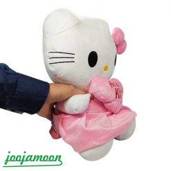 عروسک گربه کیتی دامن دار