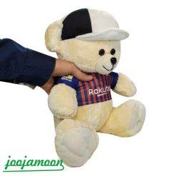 عروسک خرس بارسلونا
