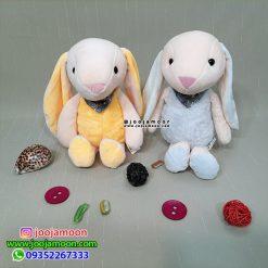 عروسک خرگوش جیلی کت scarf