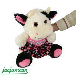 عروسک گاو لباس دار
