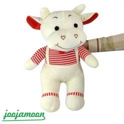 عروسک گاو دختر و پسر 50سانت