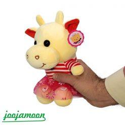 عروسک گاو دختر و پسر